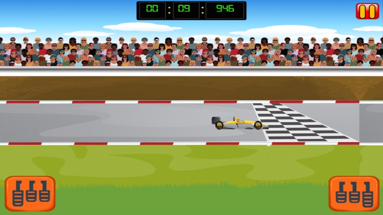 Drag Race - Fast Nitro Racing Game! screenshot-3