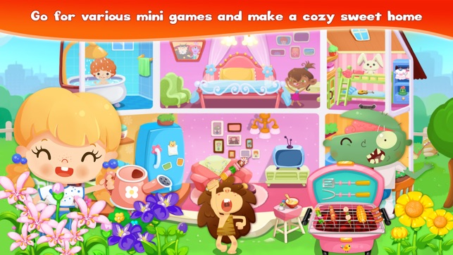 Candy\'s Family Life on the App Store