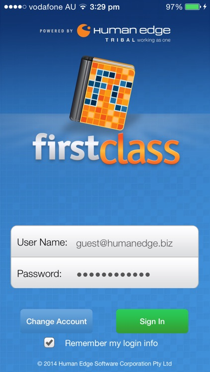 First Class screenshot-0