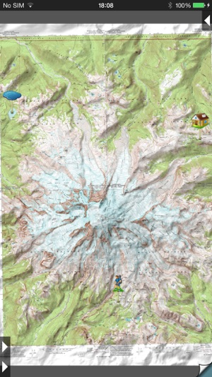 Topo Maps On The App Store - Topo maps app for iphone