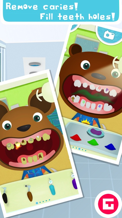 Tiny Dentist screenshot-0