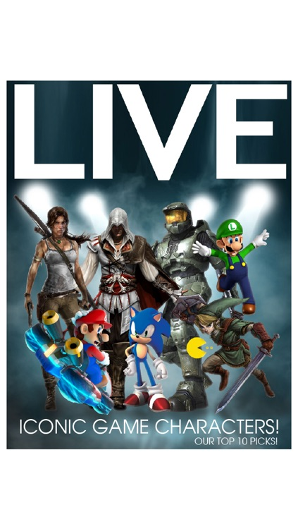 Gametraders Live Magazine: new video game and pop culture magazine for gamers