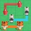 ジャングルジャムサファリ戦略ゲーム - 無料ロジックテスト