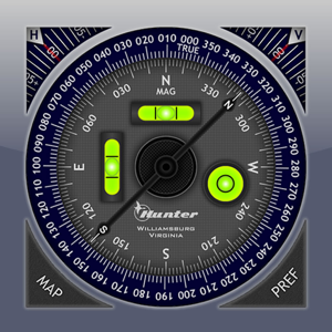 Pro Compass app