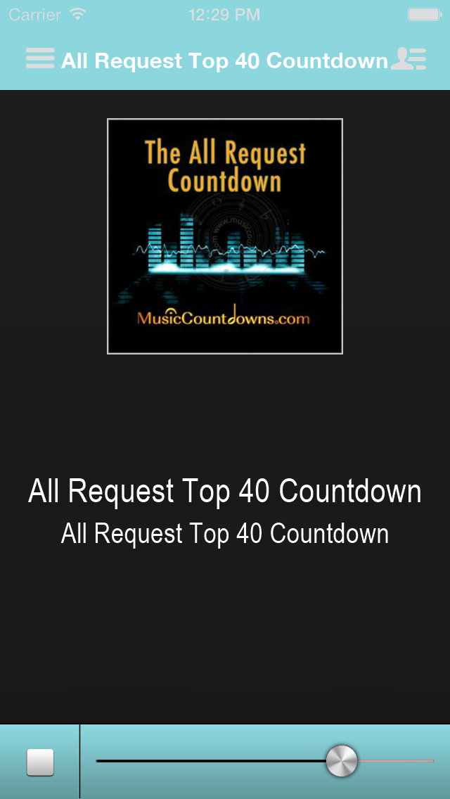 All Request Top 40 Countdown screenshot one