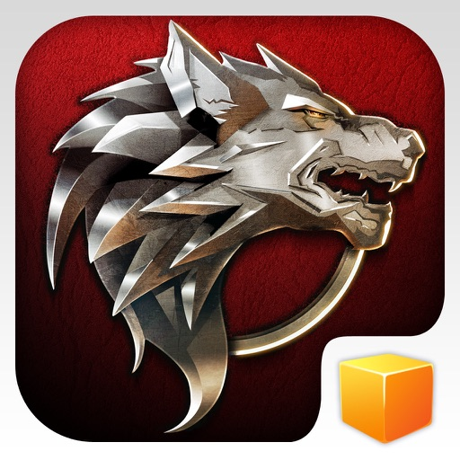 Joe Dever's Lone Wolf icon