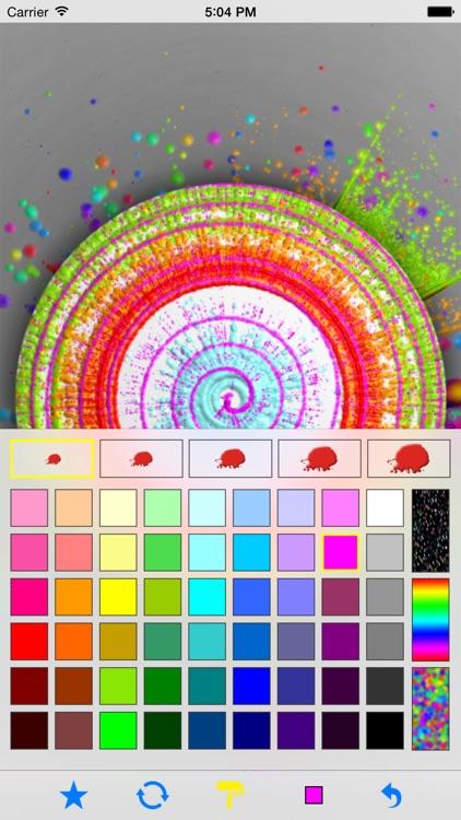 SpinArt screenshot-0
