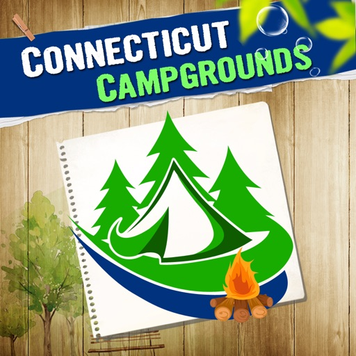 Connecticut Campgrounds icon