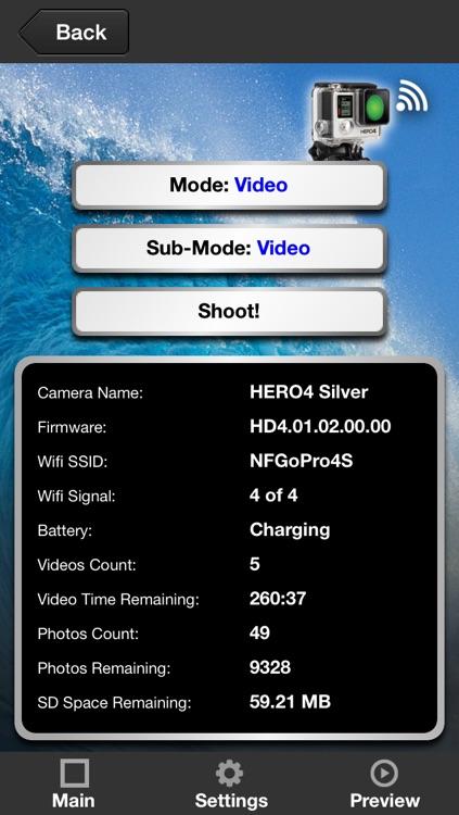 QuickPro Training + Controller for GoPro Hero 4 Silver screenshot-3