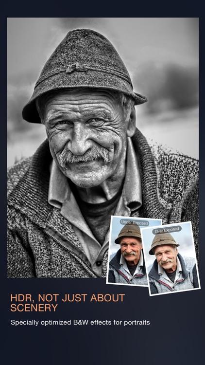 Fotor HDR – HDR Camera & High Resolution Images Creator screenshot-3