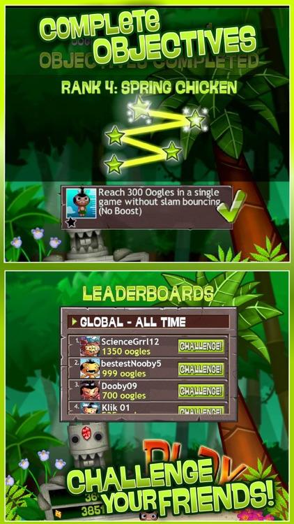Pocket God: Ooga Jump screenshot-3