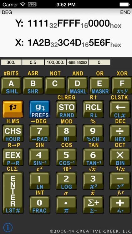 MathU RPN Calc screenshot-3