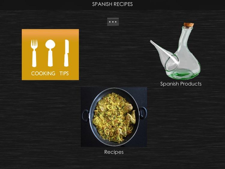 Authentic Spanish Recipes. LITE. screenshot-4