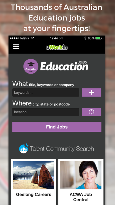 Education Jobs & Teaching Jobs screenshot one
