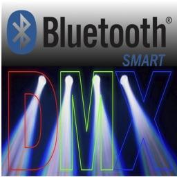 BabyBlueDMX - wireless DMX remote control
