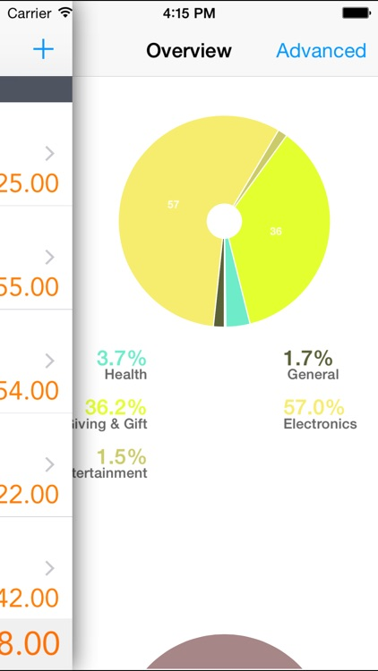 Expense Manager - Pocket Edition screenshot-4
