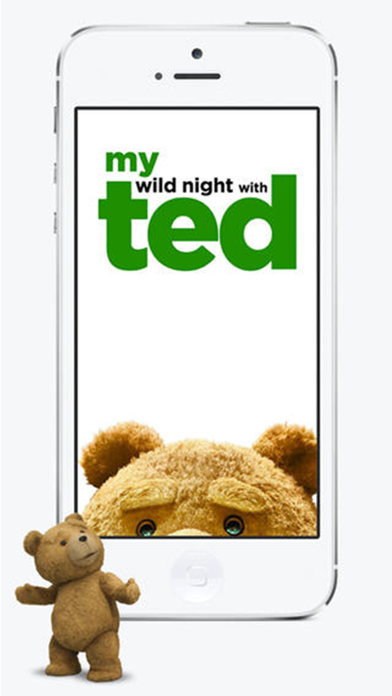 My Wild Night With Ted - Ted the Movieのおすすめ画像1
