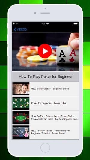 Poker beginner tutorial taj mahal casino jobs