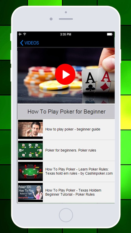 How To Play Hold'em Poker - Beginner's Guide screenshot-3