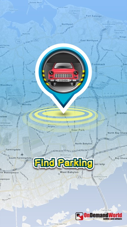 Find Parking - Locate Nearby Car Parks screenshot-4