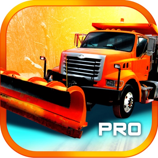 3D Snowplow City Racing and Driving Game with Speed Simulation by Best Games PRO