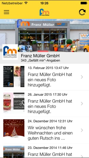 Franz Müller On The App Store