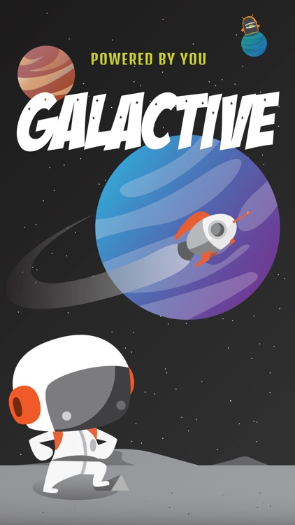 Galactive Fitness Game