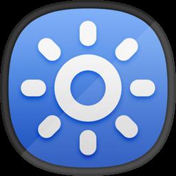 Ícone do app Brightness Widget