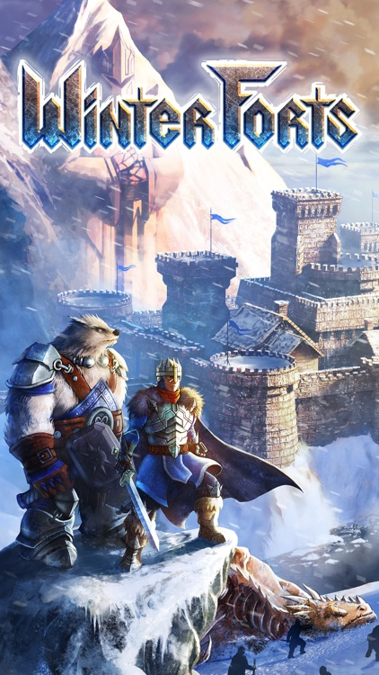 WinterForts: Exiled Kingdom Empires at War (Strategic Battles and Guilds)