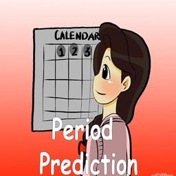 Period Prediction.Predicting woman's next period
