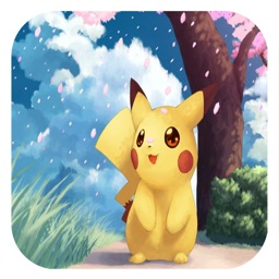 Great Wallpapers for Pokemon - iPad Version