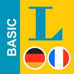 French <-> German Talking Dictionary Basic