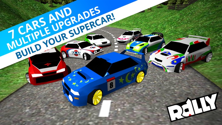 Rally Championship screenshot-3