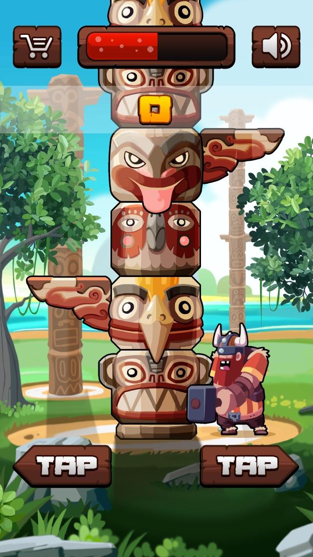 Totem Smash Screenshot on iOS