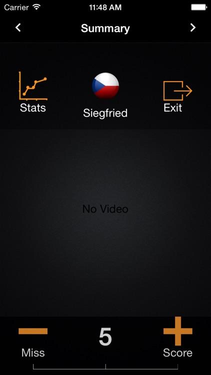 Hockey Bowling screenshot-4
