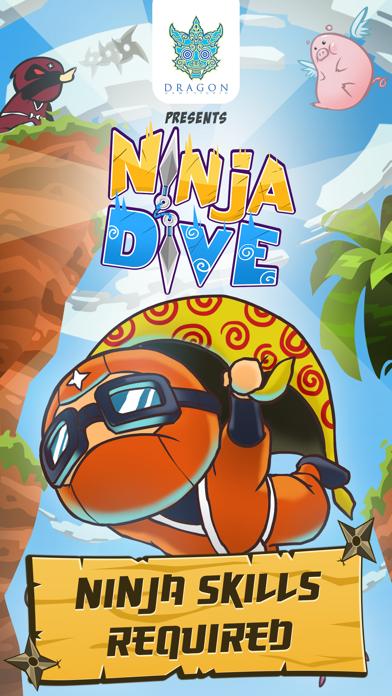 Ninja Dive Screenshot