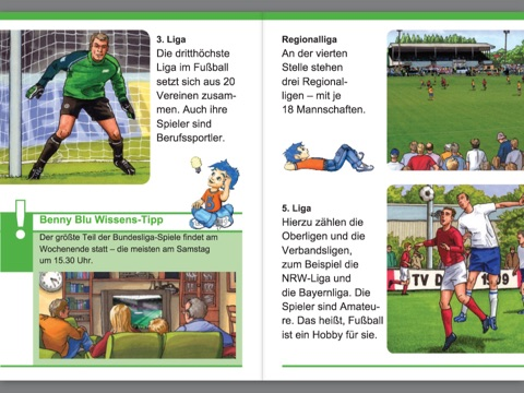 Benny Blu Fussball Bundesliga By Nicola Herbst Thomas Herbst On Apple Books