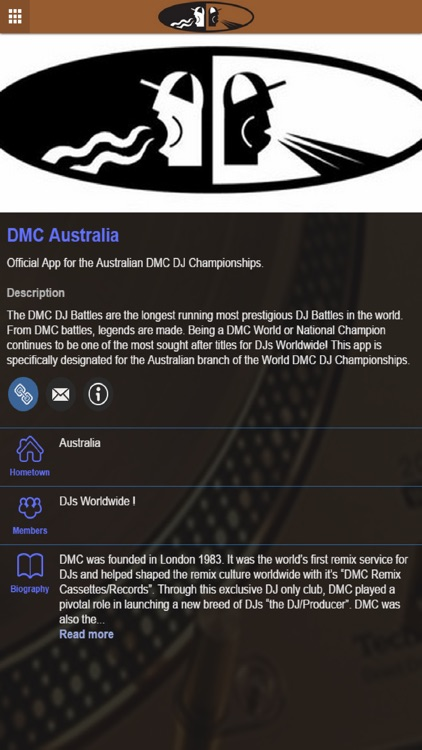 DMC Australia by DJ Tools Pty Ltd