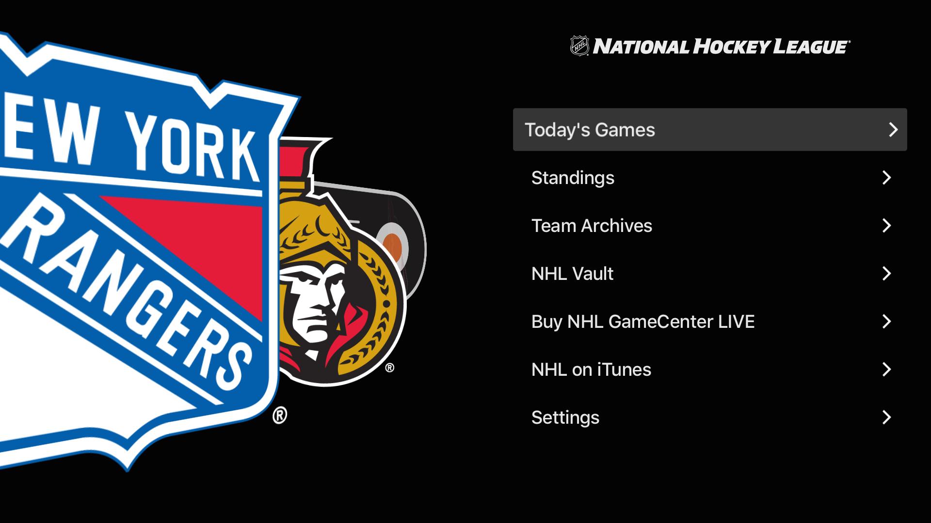 NHL screenshot 19