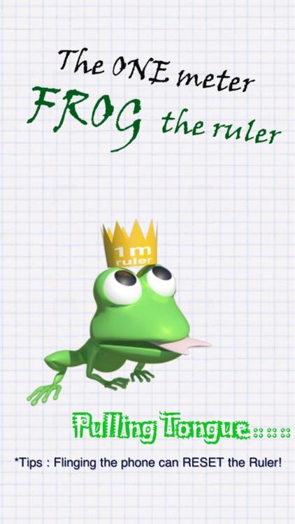1m Ruler Lite version screenshot-3