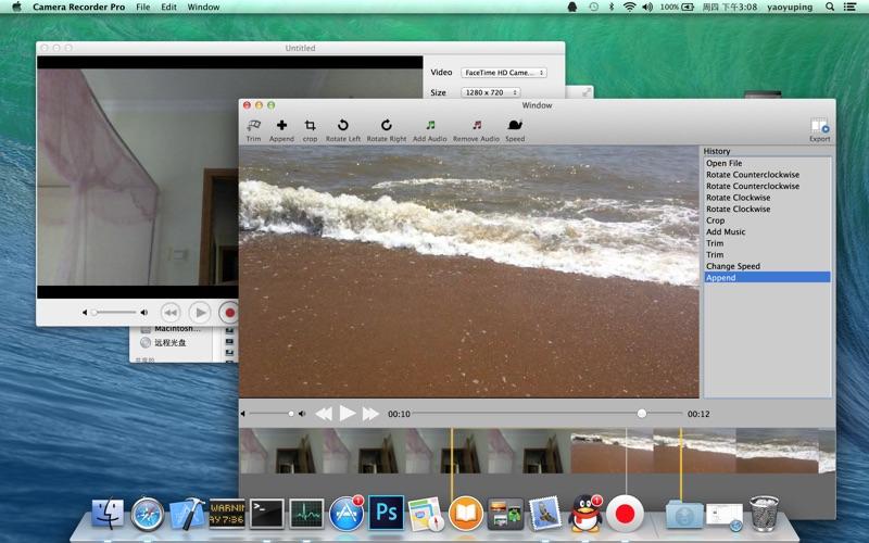 Camera Recorder Lite Screenshot