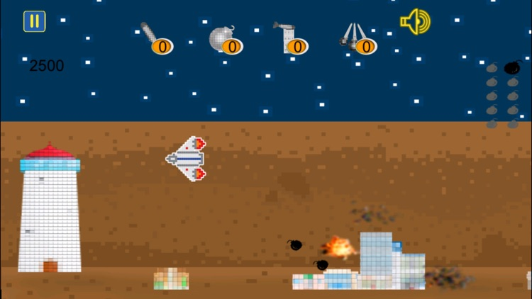 Attack Star Fighter FREE - Epic Space Bomber Blast screenshot-3