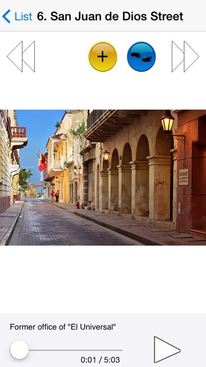 Garcia-Marquez´s Cartagena screenshot-4
