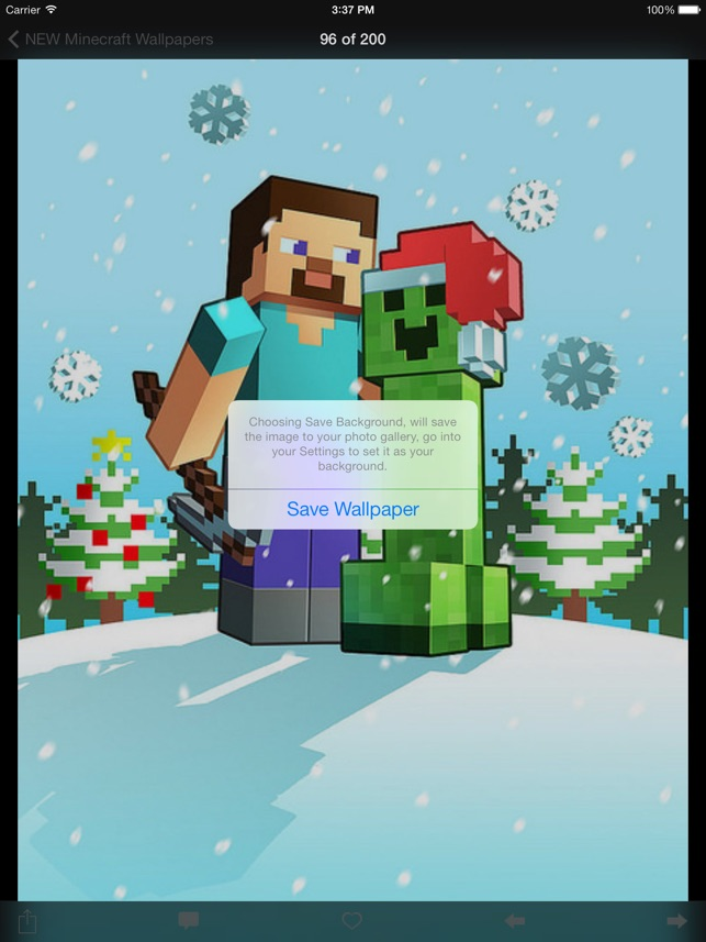 New Wallpapers For Minecraft Edition Backgrounds Mini