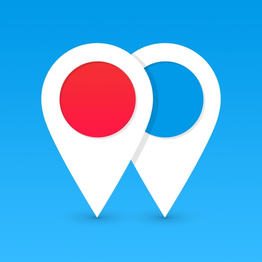 Where The Hell Are You? - Secure, private and secret location sharing via a call to easily find and meet your friends.