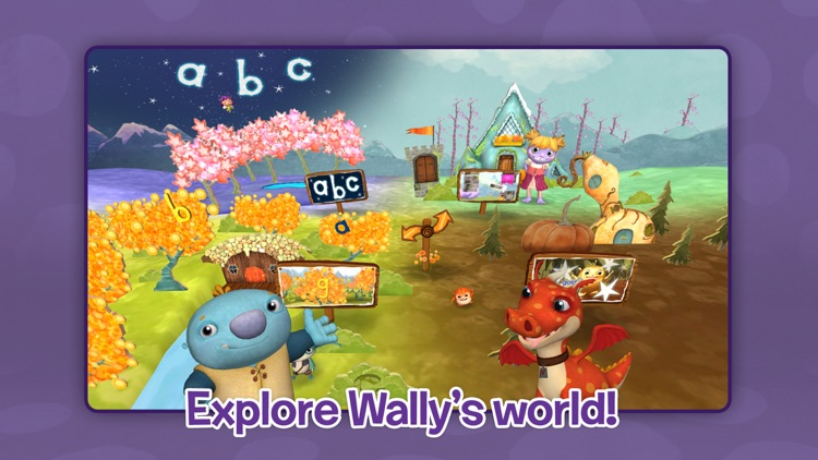 Wallykazam! Letter and Word Magic