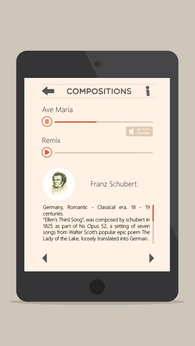 点击获取Guess composer — Classical music quiz for kids and adults! Listen and learn the best of classics  masterpieces, greatest opera, ballet and concerts