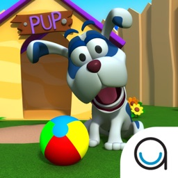 Pup The Puppy : TopIQ Story Book For Children in Preschool to Kindergarten FREE