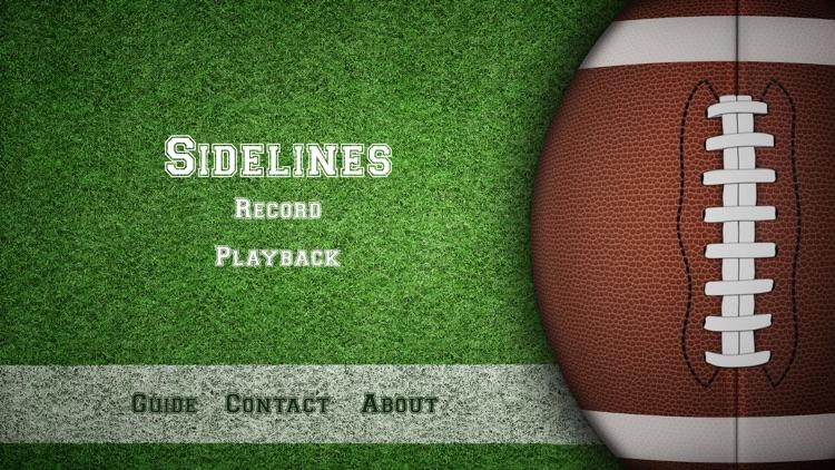 Sidelines-Pro