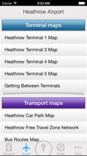 iLondonOffline GPS Offline Maps Transport MapsAirport Maps